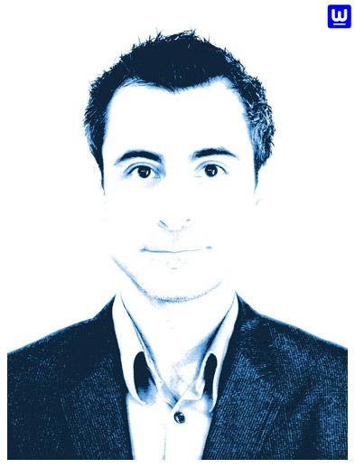 Brendan Mitchell Portrait